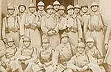 Французские пехотинцы